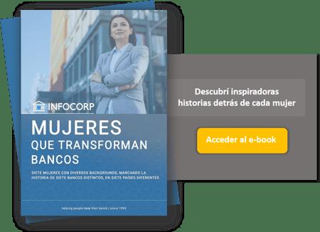Infocorp Mujeres que transforman bancos, la experiencia de Elsa Manrique